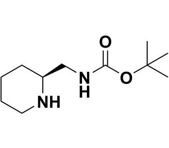 tert-butyl (S)-(piperidin-2-ylmethyl)carbamate