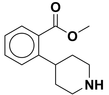 methyl 2-(piperidin-4-yl)benzoate