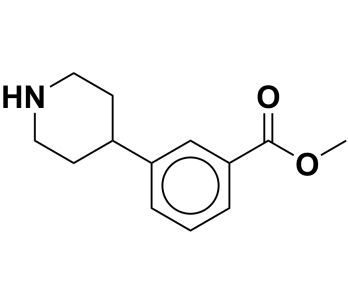 methyl 3-(piperidin-4-yl)benzoate