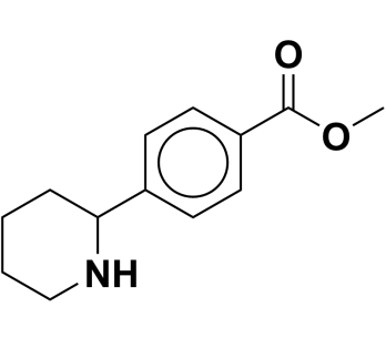 methyl 4-(piperidin-2-yl)benzoate