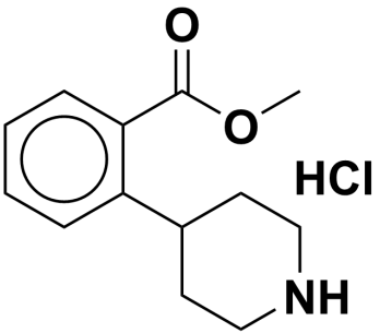 methyl 2-(piperidin-4-yl)benzoate hydrochloride