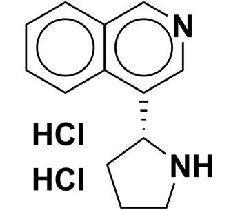 (R)-4-(pyrrolidin-2-yl)isoquinoline dihydrochloride