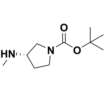 tert-butyl (S)-3-(methylamino)pyrrolidine-1-carboxylate