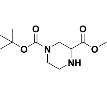 1-tert-Butyl 3-methyl piperazine-1,3-dicarboxylate