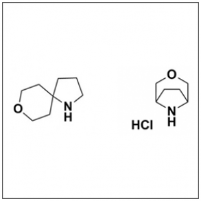Achiral Pyrrolidines