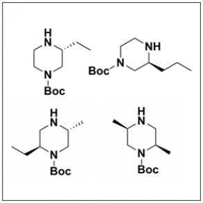 Chiral Piperazines