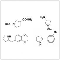 Racemic Piperazines