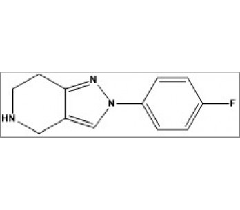 2-(4-Fluoro-phenyl)-4,5,6,7-tetrahydro-2H-pyrazolo[4,3-c]pyridine