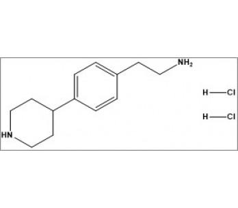 2-(4-(piperidin-4-yl)phenyl)ethan-1-amine dihydrochloride