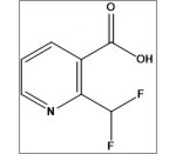 2-(difluoromethyl)nicotinic acid