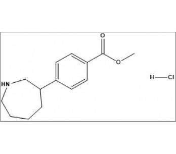methyl 4-(azepan-3-yl)benzoate hydrochloride