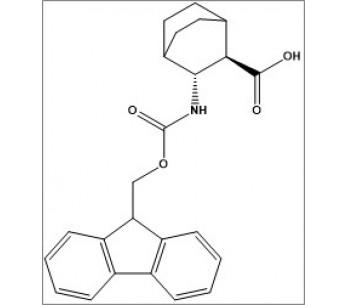 (2R,3R)-3-((((9H-fluoren-9-yl)methoxy)carbonyl)amino)bicyclo[2.2.2]octane-2-carboxylic acid