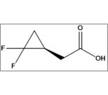 (R)-2-(2,2-difluorocyclopropyl)acetic acid