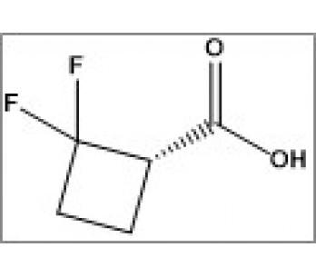 (S)-2,2-difluorocyclobutane-1-carboxylic acid