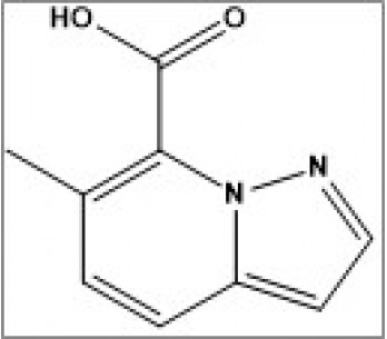 6-methylpyrazolo[1,5-a]pyridine-7-carboxylic acid