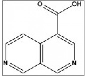 2,7-naphthyridine-4-carboxylic acid