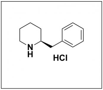 (S)-2-benzylpiperidine  hydrochloride