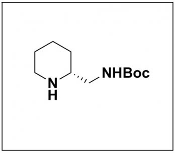 tert-butyl (R)-(piperidin-2-ylmethyl)carbamate