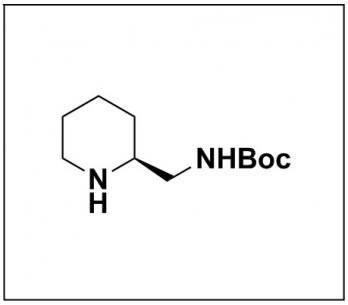 tert-butyl (S)-(piperidin-2-ylmethyl)carbamate
