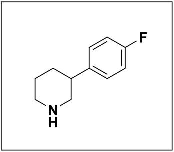 3-(4-fluorophenyl)piperidine