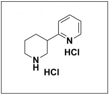 2-(piperidin-3-yl)pyridine dihydrochloride