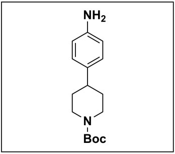 tert-butyl 4-(4-aminophenyl)piperidine-1-carboxylate