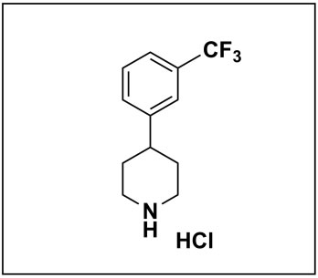 4-(3-(trifluoromethyl)phenyl)piperidine hydrochloride