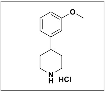 4-(3-methoxyphenyl)piperidine hydrochloride