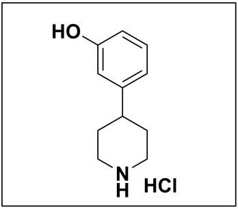 3-(piperidin-4-yl)phenol hydrochloride