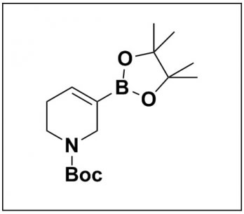 tert-butyl 5-(4,4,5,5-tetramethyl-1,3,2-dioxaborolan-2-yl)-3,6-dihydropyridine-1(2H)-carboxylate