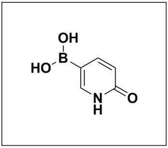 (6-oxo-1,6-dihydropyridin-3-yl)boronic acid