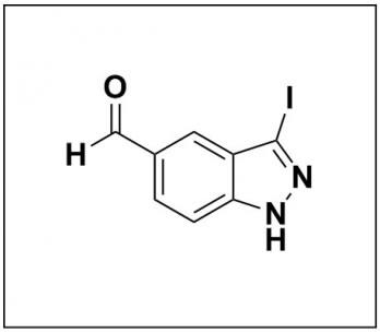 3-iodo-1H-indazole-5-carbaldehyde