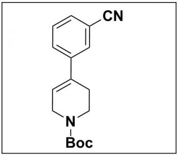 tert-butyl 4-(3-cyanophenyl)-3,6-dihydropyridine-1(2H)-carboxylate