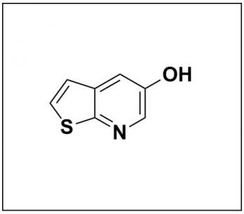 thieno[2,3-b]pyridin-5-ol