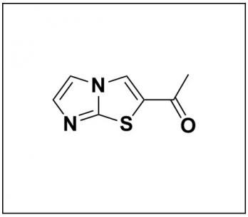 1-(imidazo[2,1-b]thiazol-2-yl)ethan-1-one