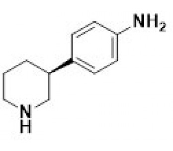 (S)-4-(piperidin-3-yl)aniline