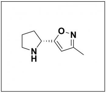 (R)-3-methyl-5-(pyrrolidin-2-yl)isoxazole