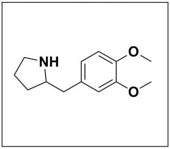 2-(3,4-dimethoxybenzyl)pyrrolidine
