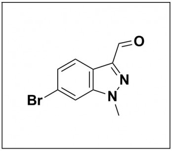6-bromo-1-methyl-1H-indazole-3-carbaldehyde