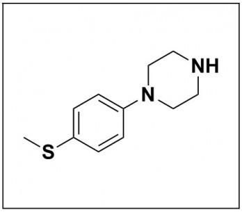 1-(4-(methylthio)phenyl)piperazine