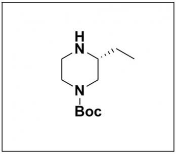 tert-butyl (R)-3-ethylpiperazine-1-carboxylate