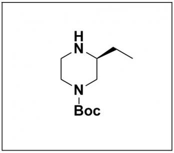 tert-butyl (S)-3-ethylpiperazine-1-carboxylate