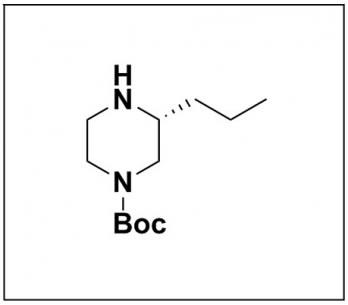 tert-butyl (R)-3-propylpiperazine-1-carboxylate