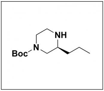 tert-butyl (S)-3-propylpiperazine-1-carboxylate