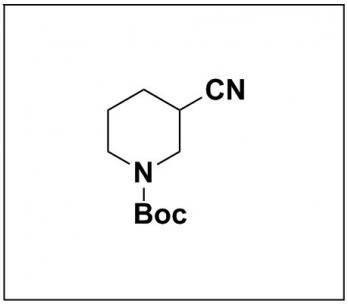 tert-butyl 3-cyanopiperidine-1-carboxylate
