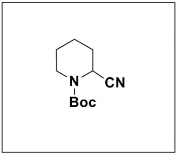 tert-butyl 2-cyanopiperidine-1-carboxylate