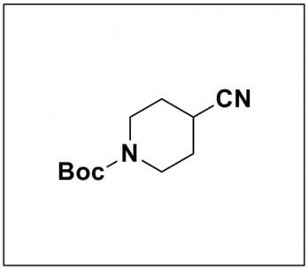 tert-butyl 4-cyanopiperidine-1-carboxylate