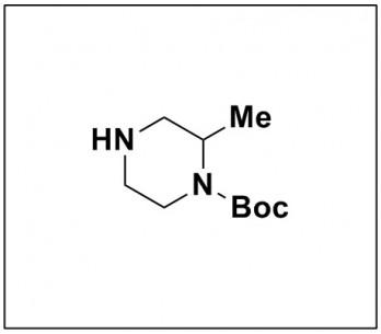 tert-butyl 2-methylpiperazine-1-carboxylate