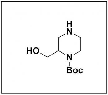 tert-butyl 2-(hydroxymethyl)piperazine-1-carboxylate