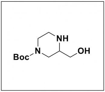 tert-butyl 3-(hydroxymethyl)piperazine-1-carboxylate